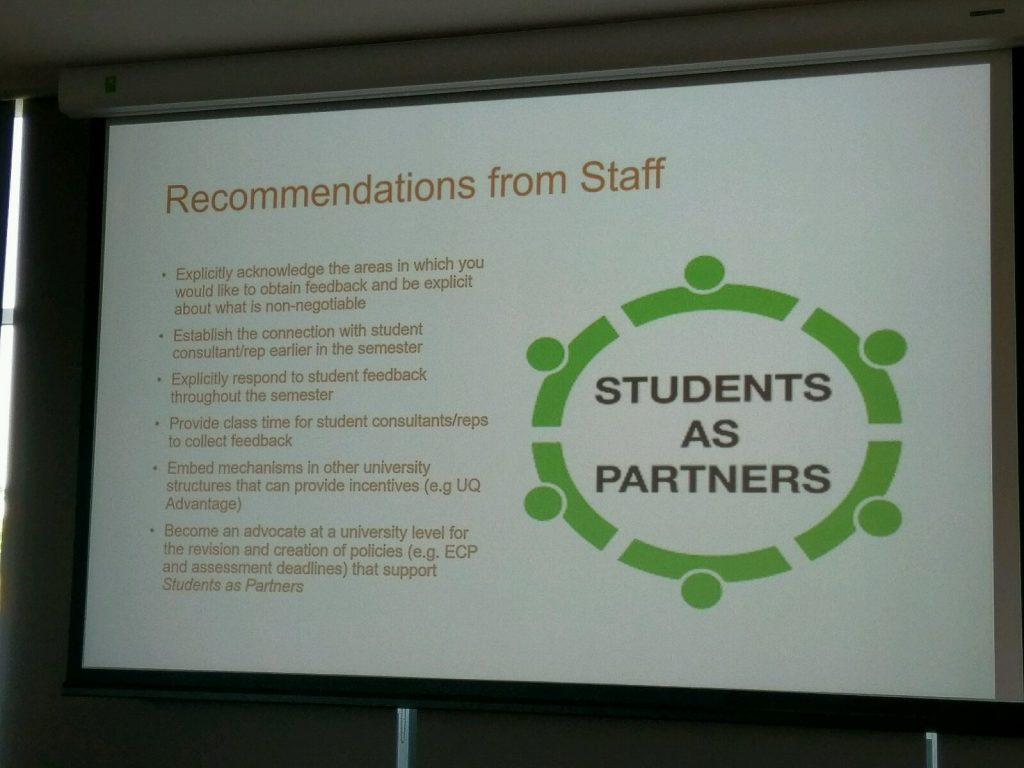 students as partners tips